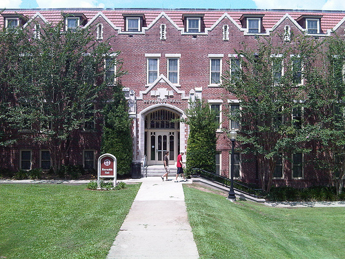 Reynolds Hall