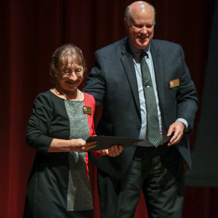 Faculty & Staff Excellence, Ann Smith