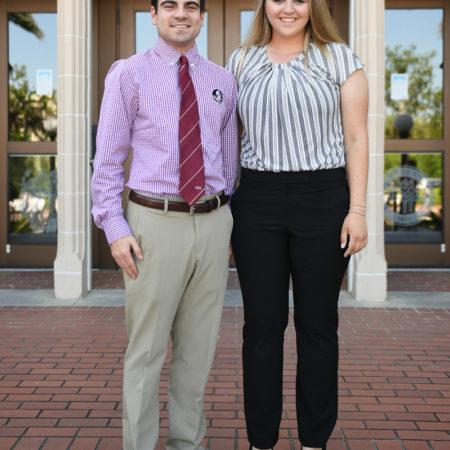Jason Edwards Scholarship recipients