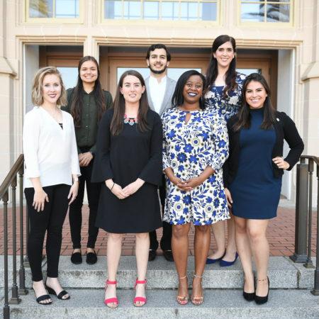 Hortense Glenn Society 2017-18 Inductees