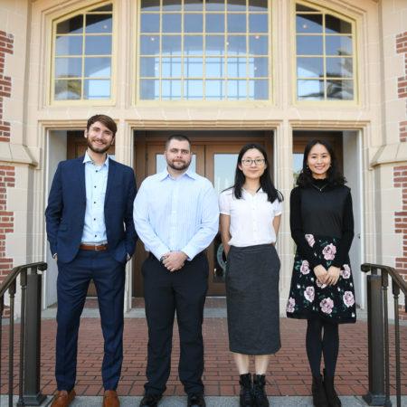 Research Showcase 2018 winners