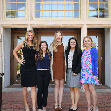Undergraduate Awardees
