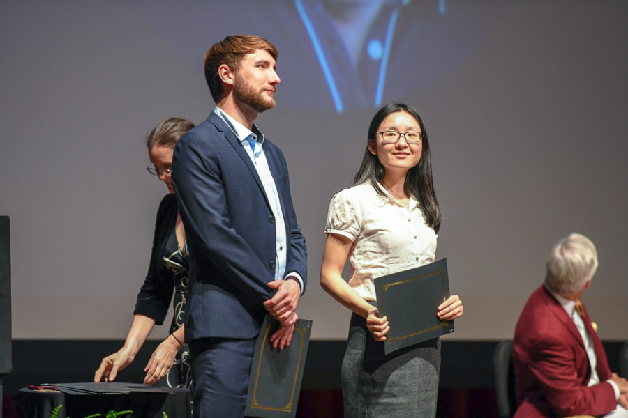 Research Showcase 2018 winners