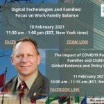 UN Panel Dr Joe Grzywacz