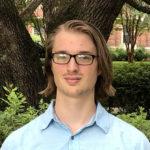 Robert Murphy master's student headshot