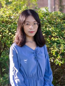 Yaqi Zhao headshot